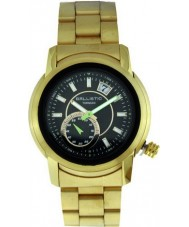 Watches Ballistic Mens Tornado Green Gold Watch