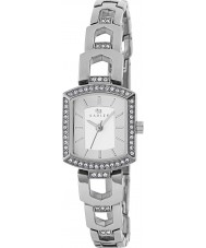 Radley RY4195 Ladies Silver Full Stone Set Grosvenor Watch