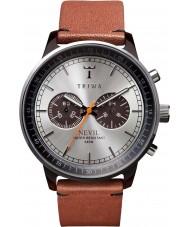 Triwa NEAC102-ST010212 Havana Nevil Brown Leather Strap Chrono Watch