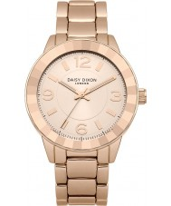 Daisy Dixon DD014RGM Ladies Rose Gold Plated Bracelet Watch
