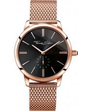 Thomas Sabo WA0249-265-203-33mm Ladies Glam Spirit Rose Gold Plated Mesh Watch