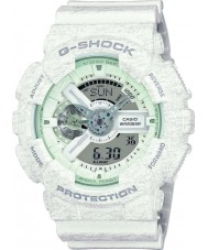 Casio GA-110HT-7AER Mens G-Shock World Time White Combi Watch