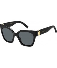 Marc Jacobs Ladies MARC 182-S 807 IR Sunglasses