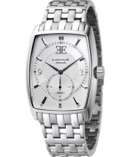 Thomas Earnshaw ES-8009-22 Mens Robinson Silver Watch with Second Subdial