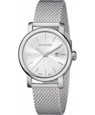 Wenger 01-1021-116 Ladies Urban Vintage Silver Steel Mesh Bracelet Watch