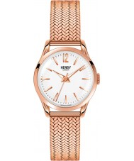 Henry London HL25-M-0022 Ladies Richmond Rose Gold Plated Bracelet Watch