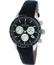 Dreyfuss and Co DGS00032-04 Mens 1953 Chronograph Black Watch