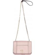 Jennifer Lopez JLH0011-PINKCROC Ladies Emme Bag