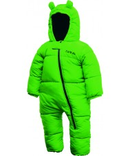 Dare2b DKP091-07HCA3 Kids Bugaloo Fairway Green Snowsuit  - 6-12 months