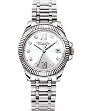 Thomas Sabo WA0252-201-201-33mm Ladies Divine Silver Steel Bracelet Watch