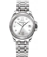 Thomas Sabo WA0252-201-201-33mm Ladies Divine Silver Steel Bracelet Watch