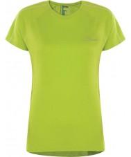 Dare2b DWT336-7FJ10L Ladies Reform Lime Green T-Shirt - Size UK 10 (S)