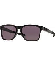 Oakley OO9272-08 Catalyst Black Ink -Warm Grey Sunglasses