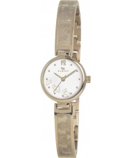 Radley RY4158 Ladies Gold Plated Etched Half Bangle Watch