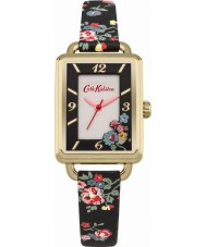 Cath Kidston CKL019BG Ladies Spray Flowers Black with Floral Print Watch