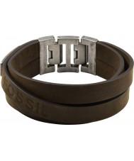 Fossil JF84955040 Mens Bracelet