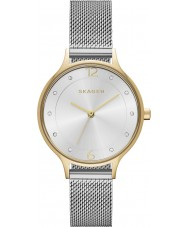 Skagen SKW2340 Ladies Anita Silver Mesh Strap Watch