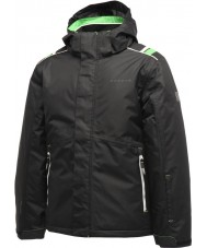 Dare2b DBP020-800C03 Boys Victorious Black Jacket - 3-4 years