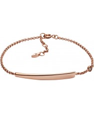 Fossil JF02306791 Ladies Vintage Iconic Rose Gold Plated  Bracelet