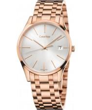 Calvin Klein K4N23646 Ladies Time Rose Gold PVD Watch