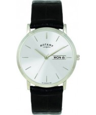 Rotary GS02622-06-DD Mens Timepieces White Black Watch