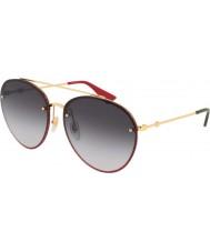 Gucci Ladies GG0351S 001 62 Sunglasses