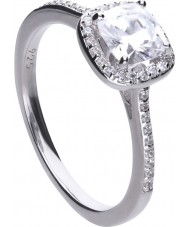 Diamonfire Ladies Classic Ring