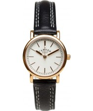 Camden Watch Company CWC-24-31A Ladies No 24 Black Leather Strap Watch
