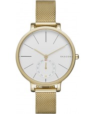 Skagen SKW2436 Ladies Hagen Gold Mesh Bracelet Watch
