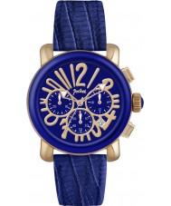 Pocket PK2056 Ladies Rond Chrono Medio Blue Watch