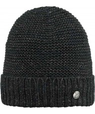 Barts 1934001 Ladies Candice Black Beanie