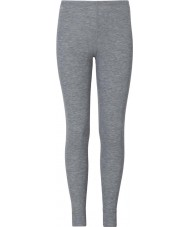 Odlo Kids Grey Melange Baselayer Pants