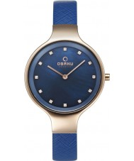 Obaku V173LXVLRA Ladies Sky Watch