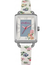 Cath Kidston CKL019CS Ladies Linen Sprig Cream with Floral Print Watch