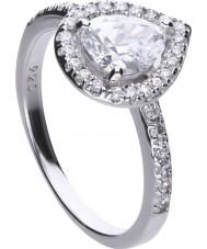 Diamonfire Ladies Brilliant Ring