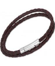 Unique B62DB-21CM Mens Bracelet