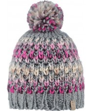 Barts 1955002 Ladies Nicole Heather Grey Beanie