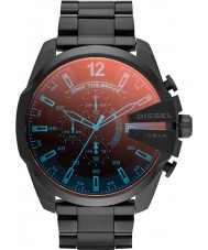 Diesel DZ4318 Mens Mega Chief Black IP Chronograph Watch