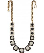 Orla Kiely N4123 Ladies Daisy Necklace
