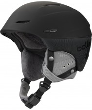 Bolle 30963 Millenium Soft Black and Grey Ski Helmet - 58-61cm