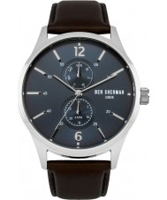 Ben Sherman WB047UBR Mens Spitalfields Vinyl Brown Leather Strap Watch