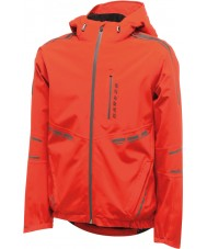 Dare2b DMW115-65795-XXXL Mens Reverence Fiery Red Waterproof Shell Jacket - Size XXXL