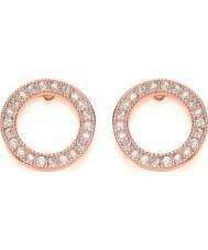 Purity 925 PUR3623-2 Ladies Earrings