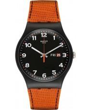 Swatch SUOB709 New Gent - Faux Fox Watch