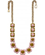 Orla Kiely N4124 Ladies Daisy Necklace