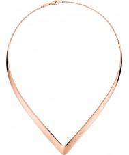 Calvin Klein KJ6VPJ100100 Ladies Outline Necklace