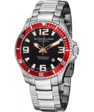 Stuhrling Original 395-33TT11 Mens Aquadiver Regatta Champion Watch