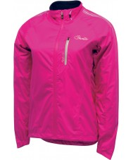 Dare2b DWW350-1Z012L Ladies Transpose II Electric Pink Jacket - Size S (12)