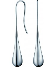 Calvin Klein KJ3QME000100 Ladies Ellipse Earrings