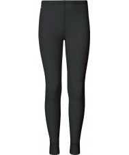 Odlo Kids Black Baselayer Pants